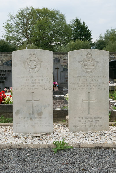 Ambly Communal Cemetery
