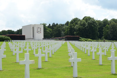 Ardennes American Cemetery
