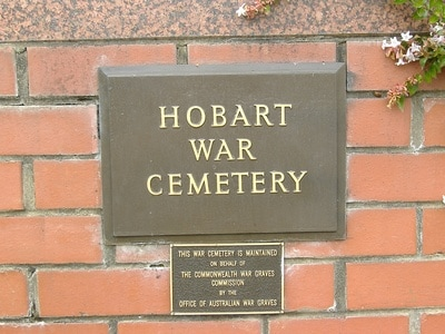 HOBART (CORNELIAN BAY) PUBLIC CEMETERY AND CREMATION MEMORIAL