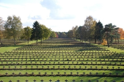 Lommel German War cemetery