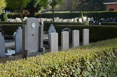 Morkhoven Communal Cemetery